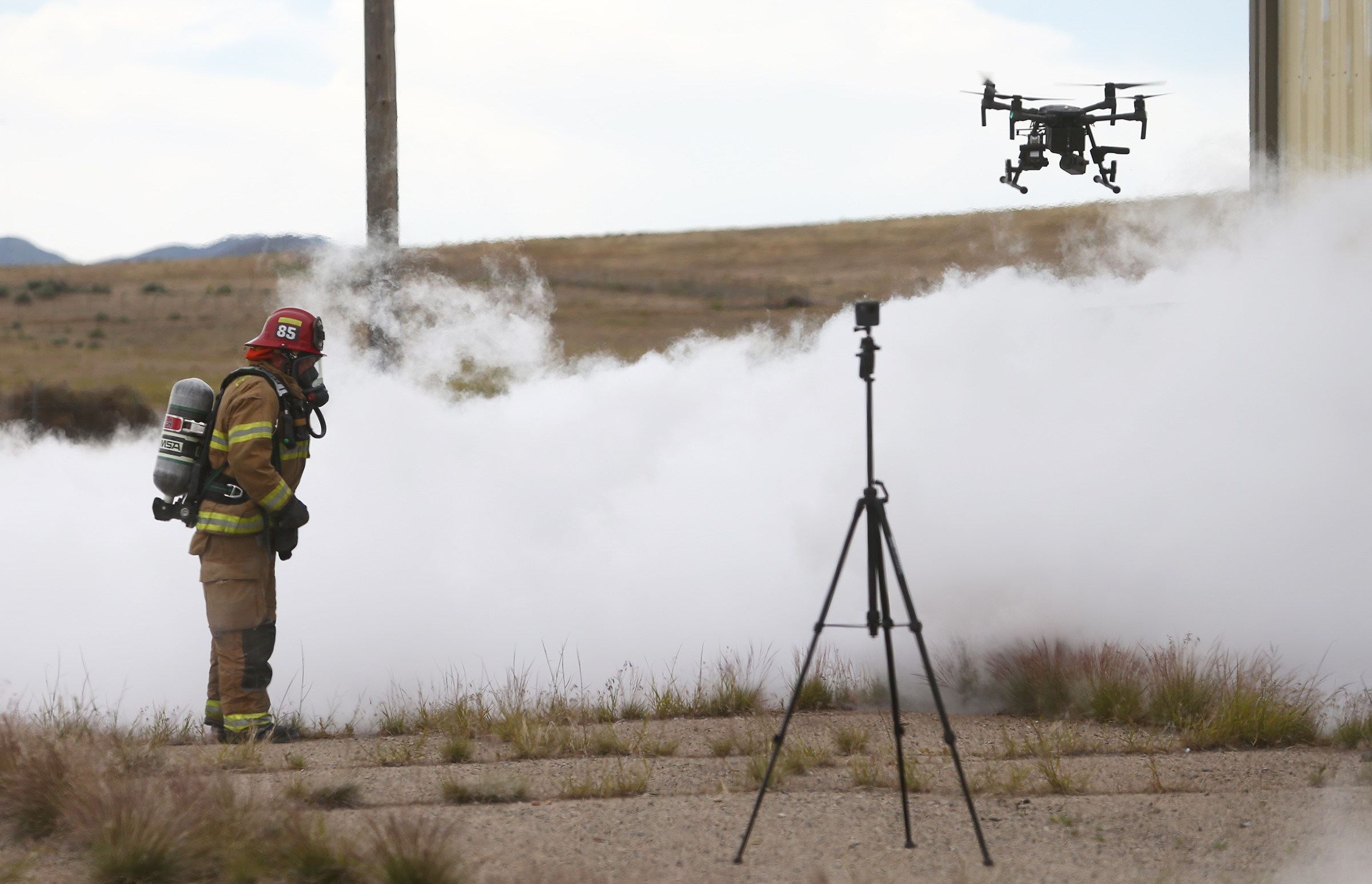 Drone invasion: No longer a fantasy, Utah is among U S