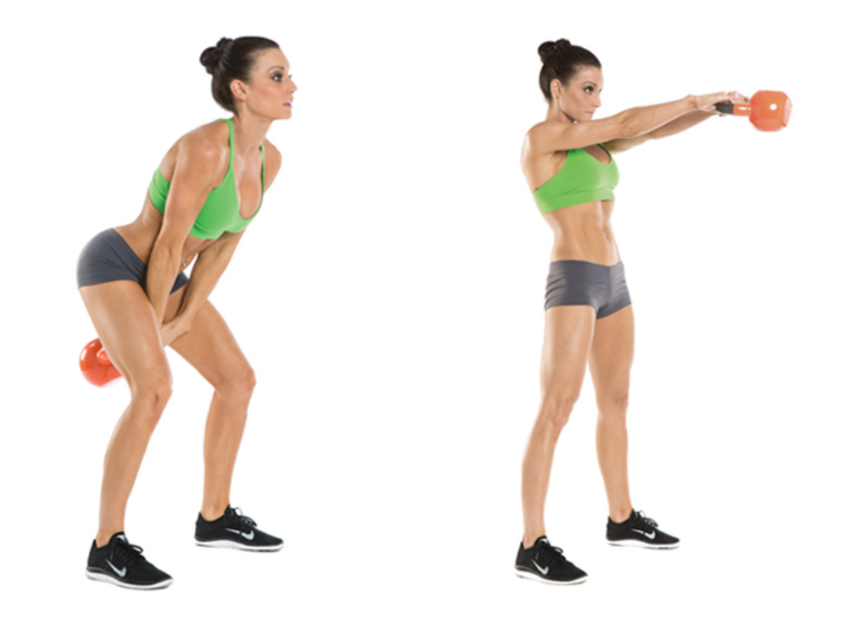 Exercise: 10 At-home Kettlebell Workouts to Build Total-Body Muscle