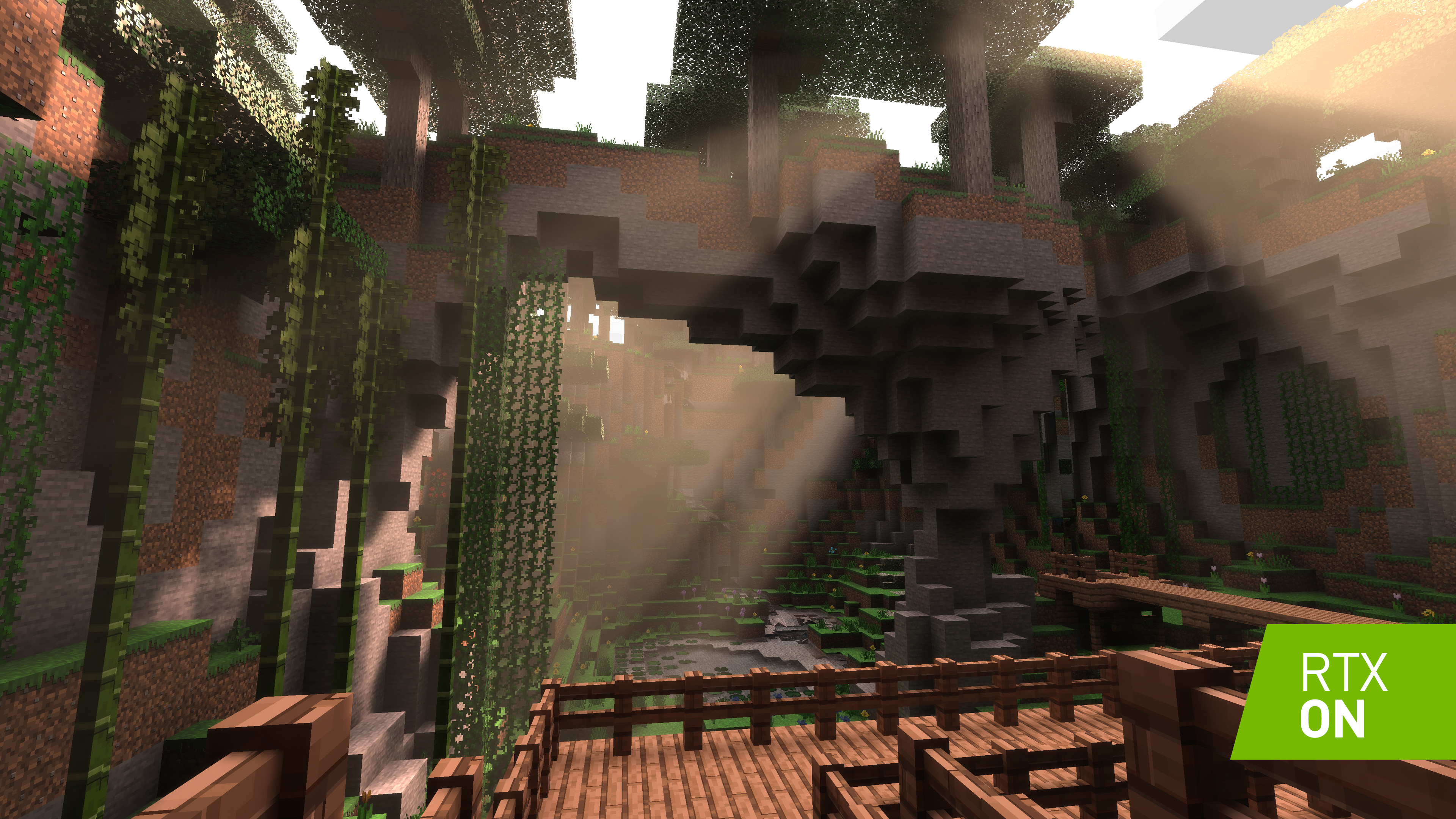 Minecraft to get ray tracing graphics support in free update