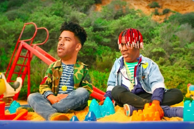 KYLE and Lil Yachty