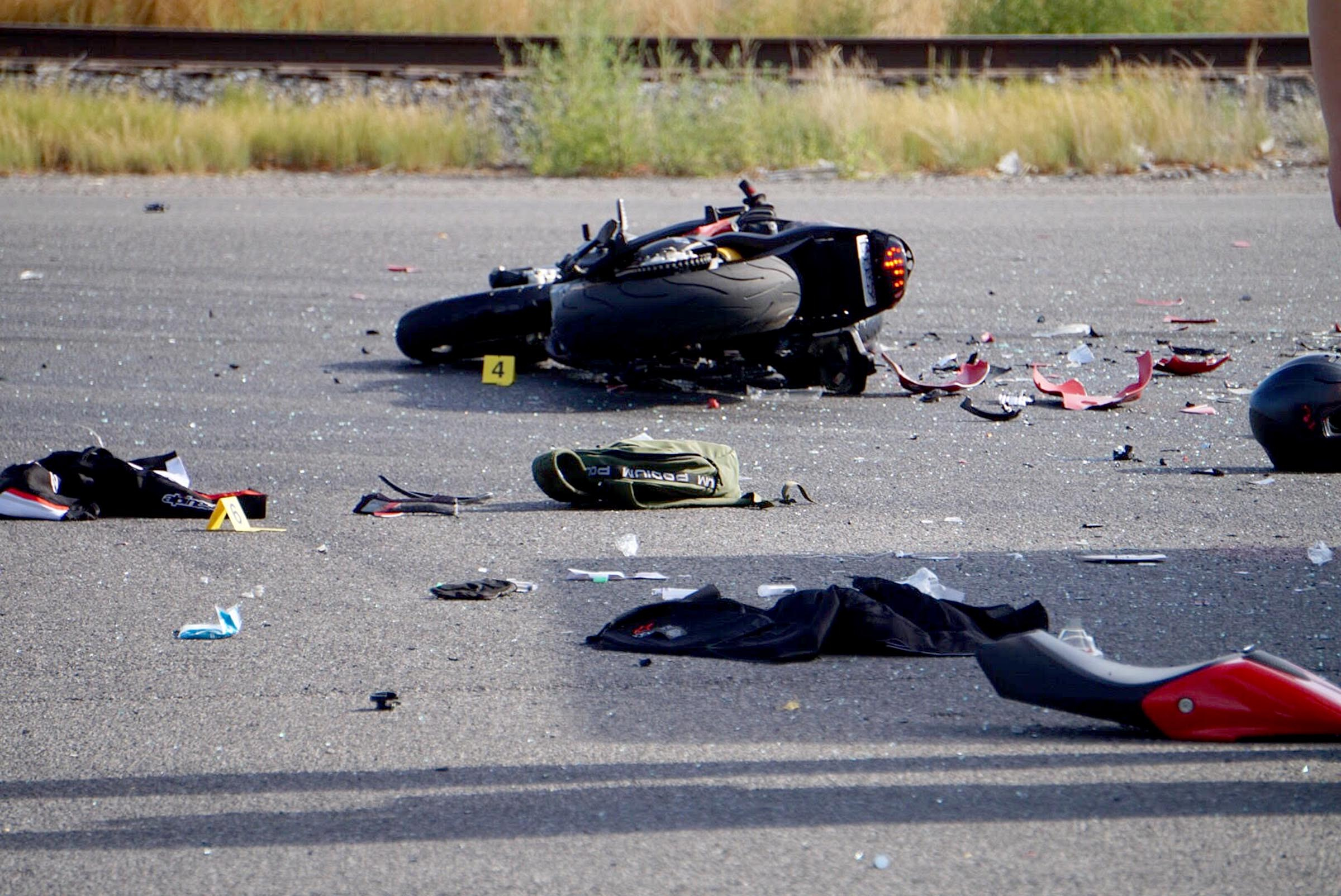 Motorcyclist killed in crash in American Fork - Deseret News