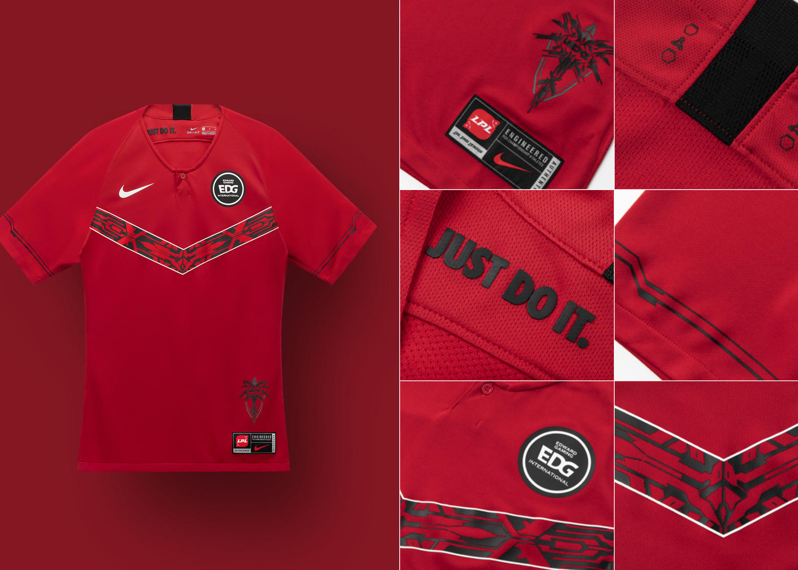 Nike unveils new jerseys for Chinese League of Legends teams - The ...