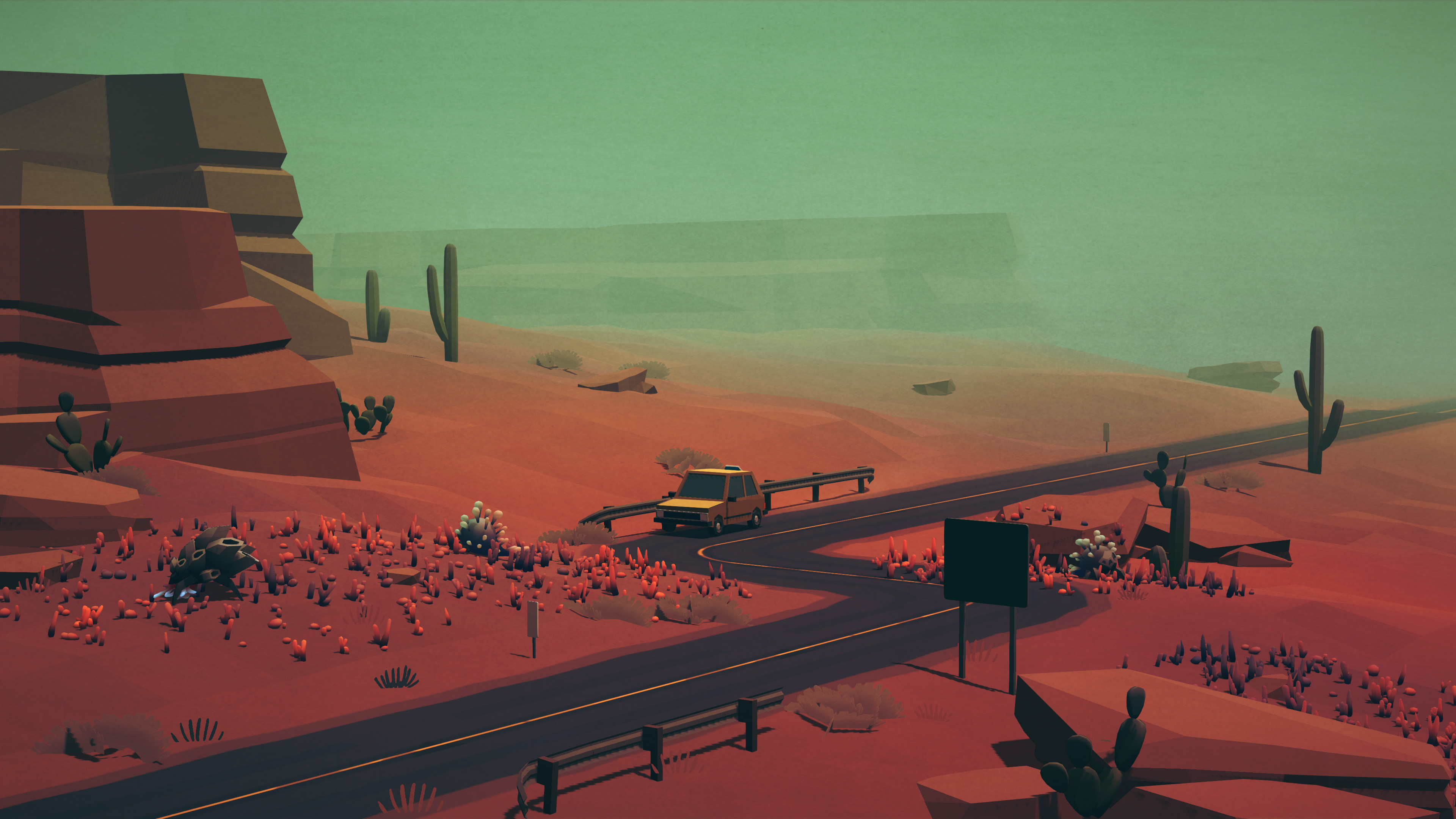 Overland's apocalypse could be a little more welcoming