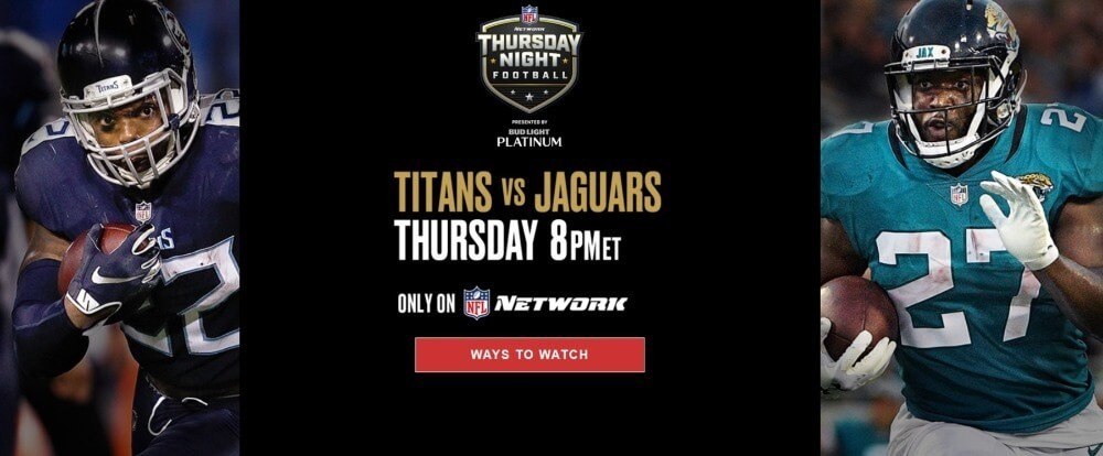 Titans vs Jaguars Week-3 Live