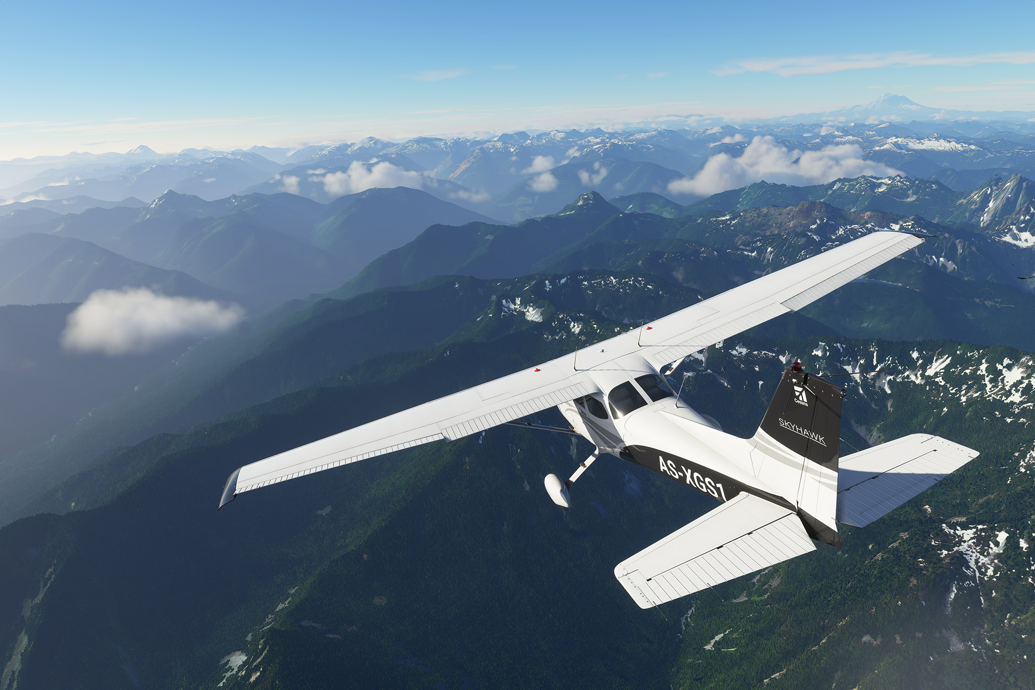 The biggest surprise of Microsoft Flight Simulator: it makes Bing cool