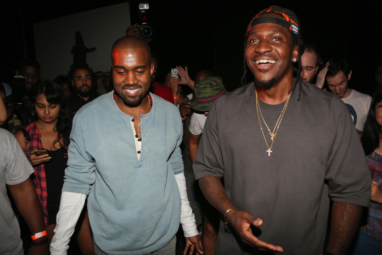 Pusha T, Kanye West
