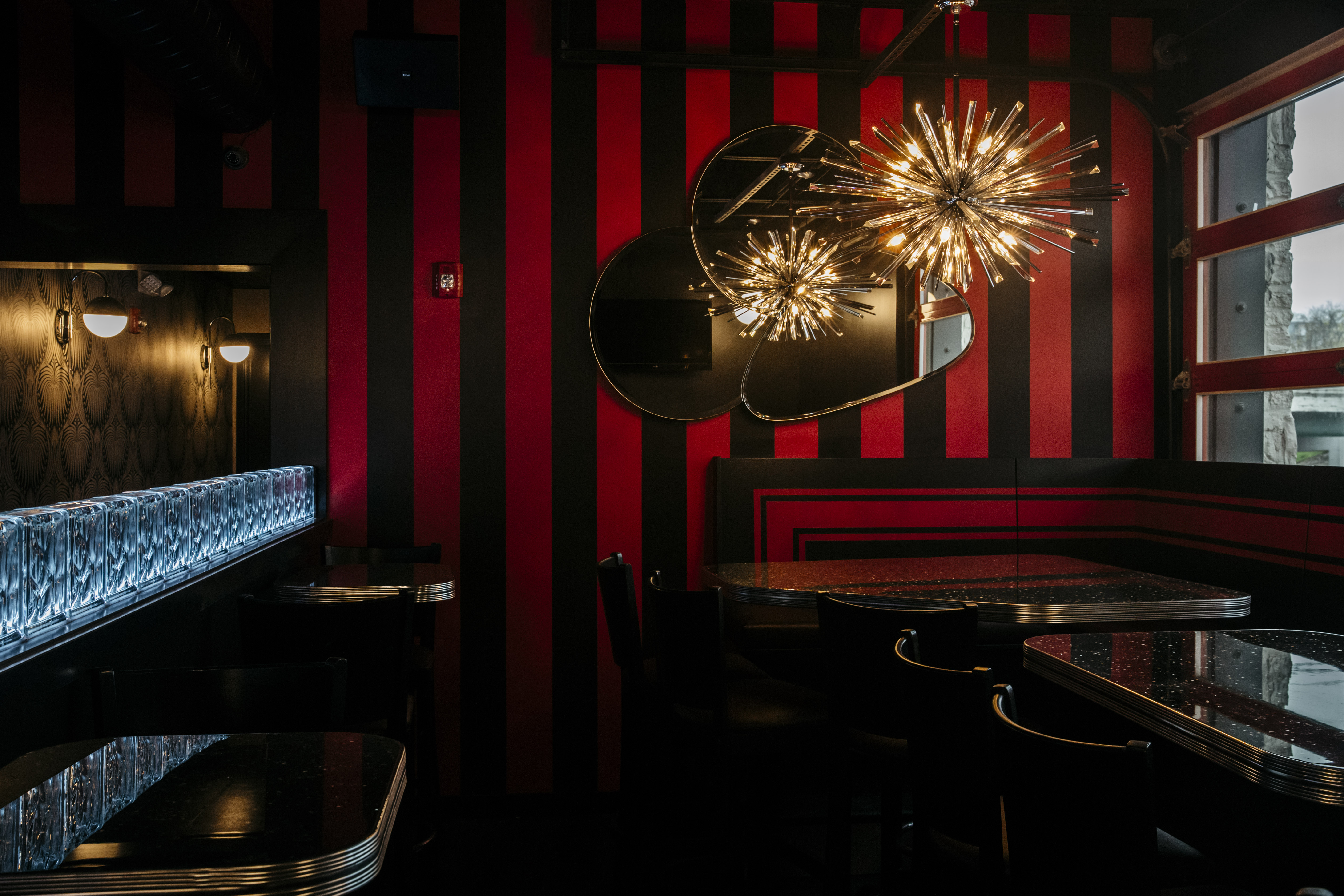 A Look Inside Fat Kat Slim's, Eighth Avenue's New 1950s-Style Diner