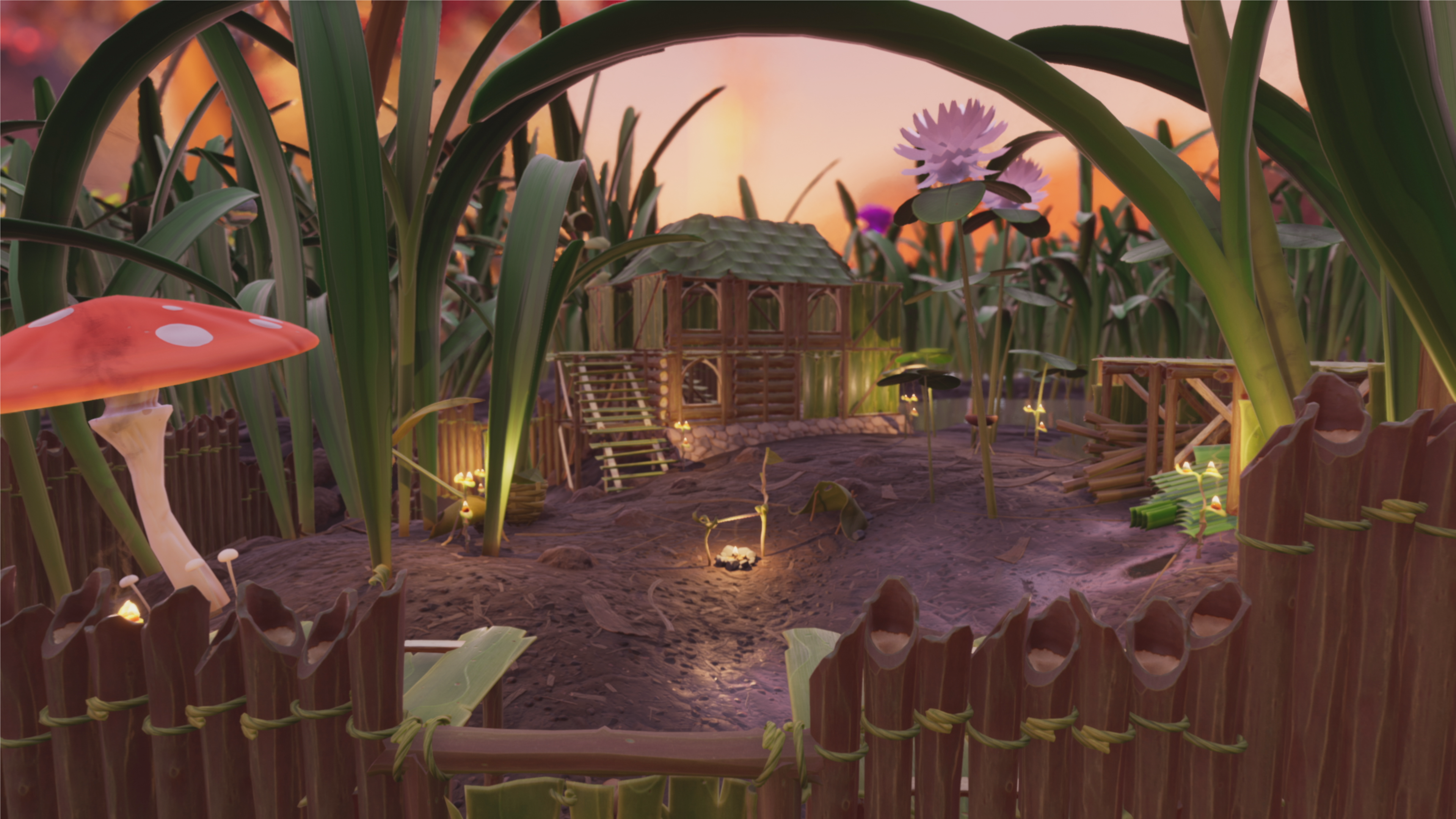 We talked with Obsidian about Grounded, mixing Honey, I Shrunk The Kids and a survival game