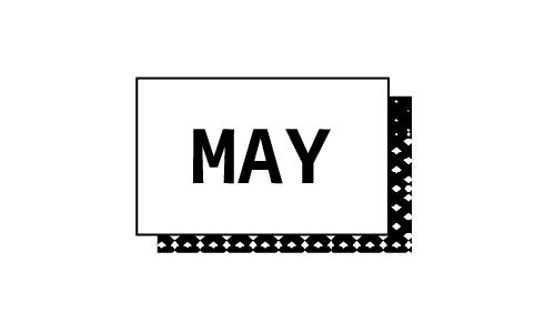 """""""May"""""""