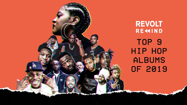 top hip hop albums of 2019