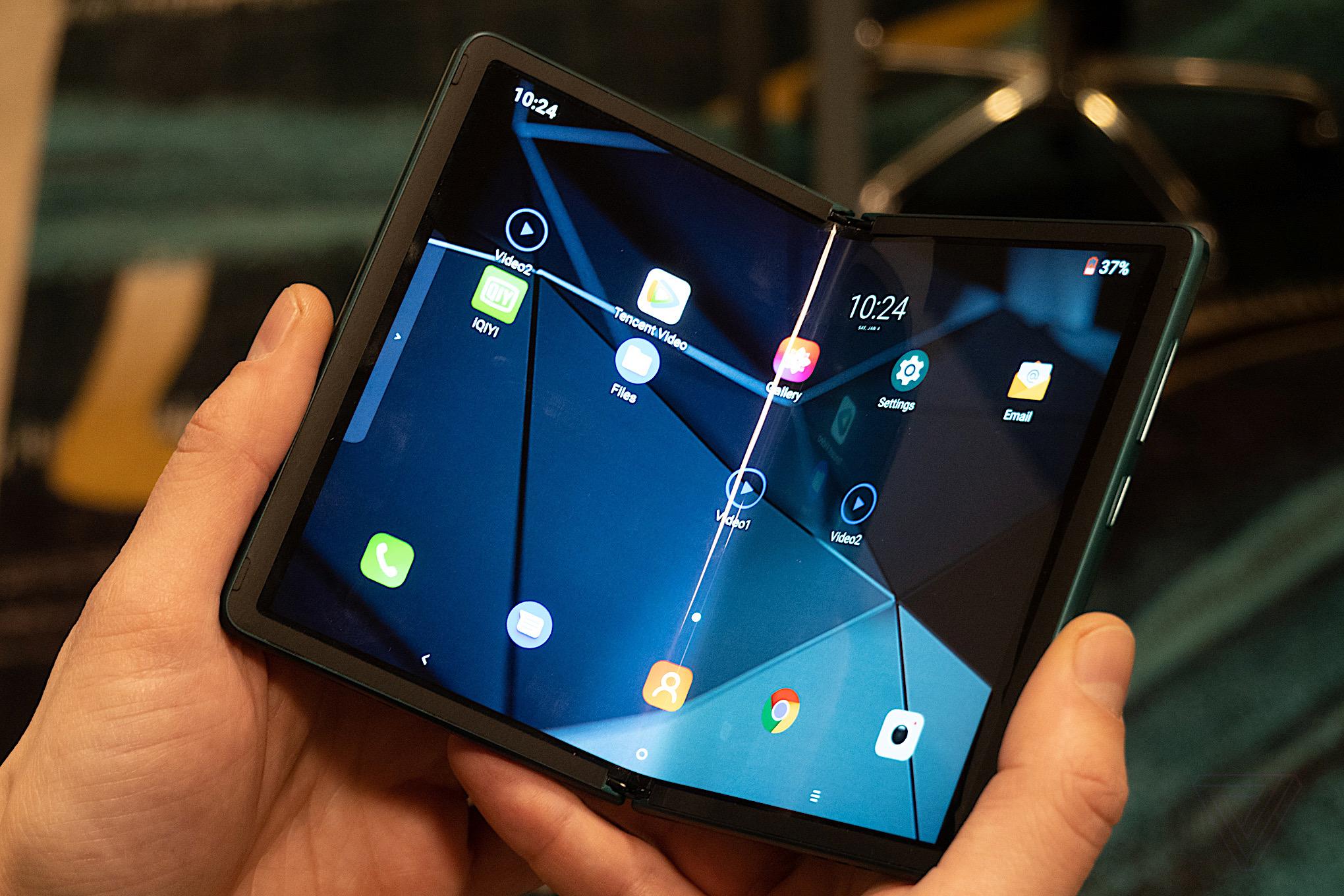 CES 2020: 5G Laptops, Foldable Phones, Chromebooks and 8K TVs