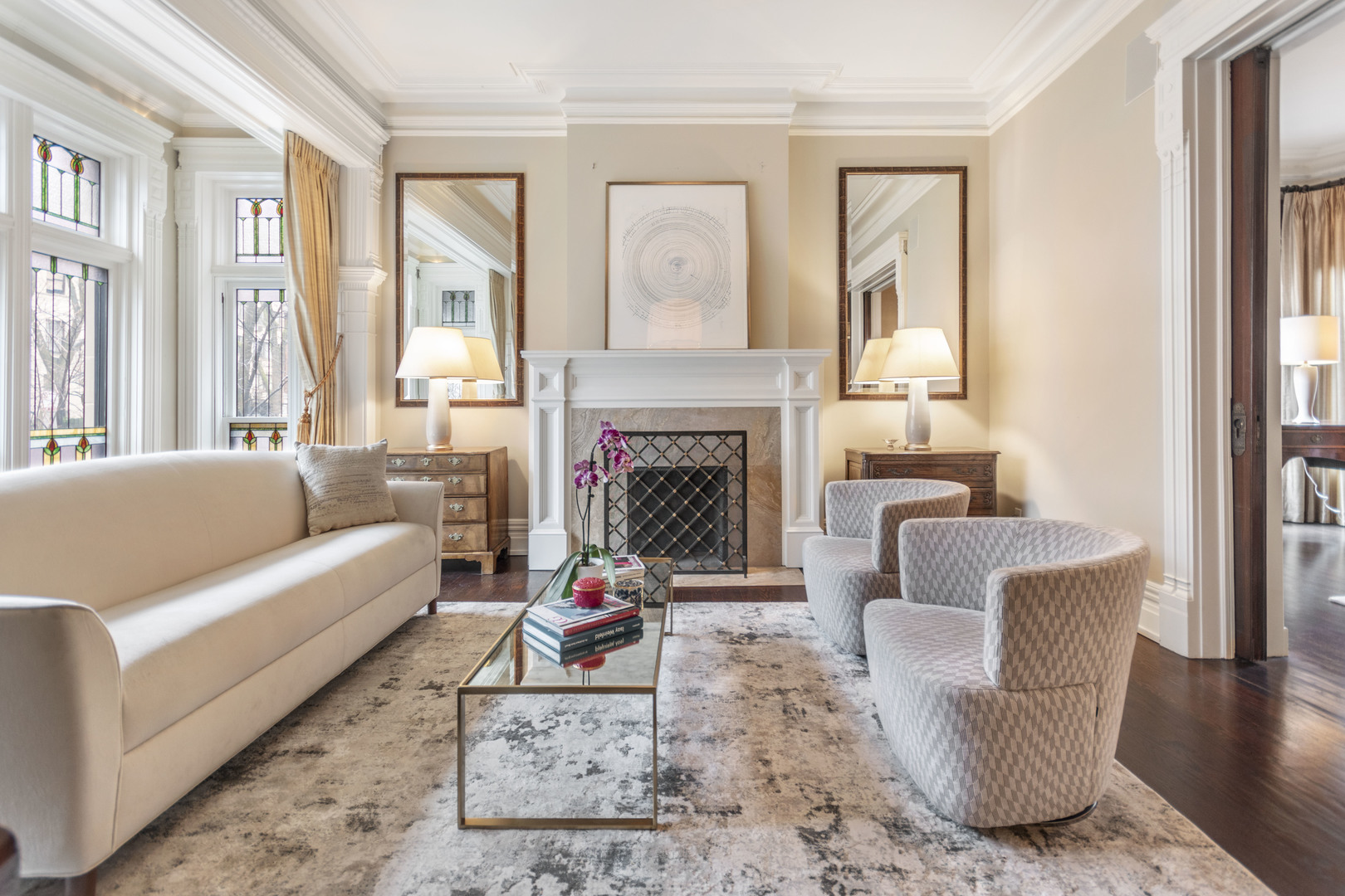 Historic Gold Coast mansion from TV's 'Webster' is back seeking $7.5M