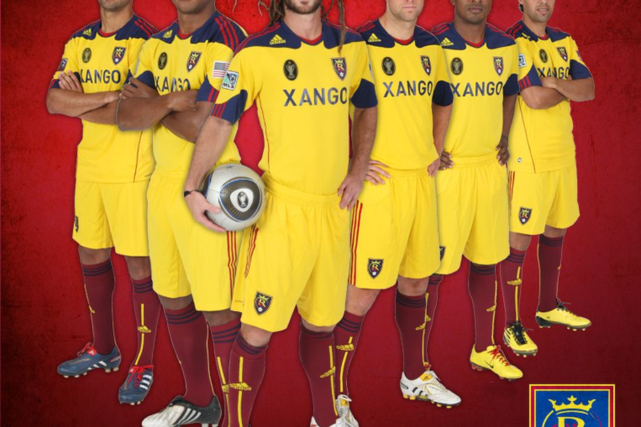 RSL 3rd kit from 2010