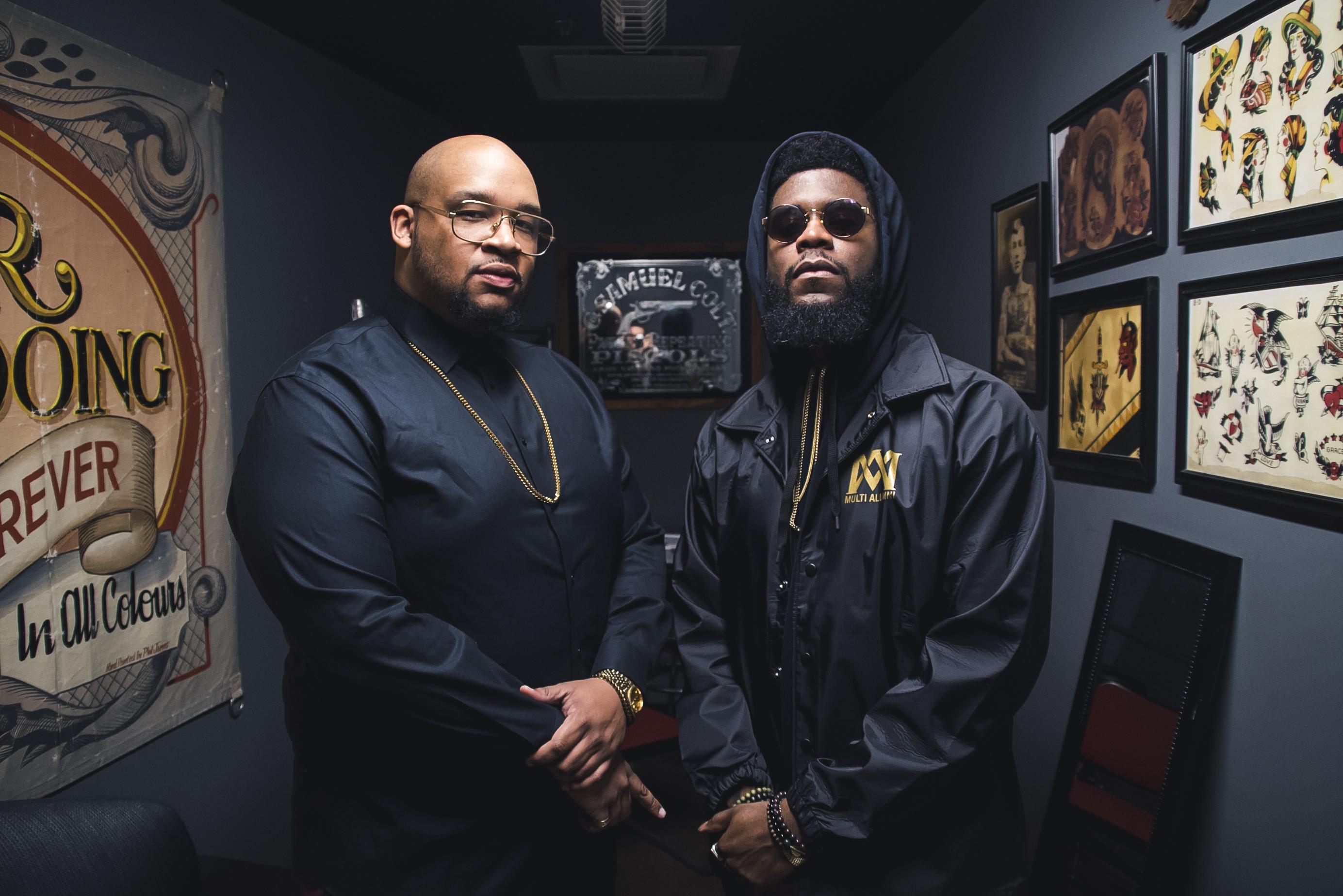 DJ Dibiase and Big K.R.I.T.