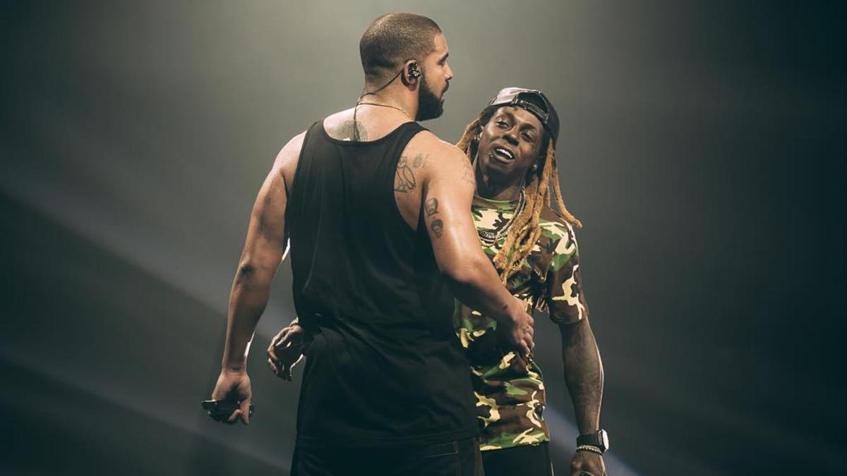Drake, Lil Wayne