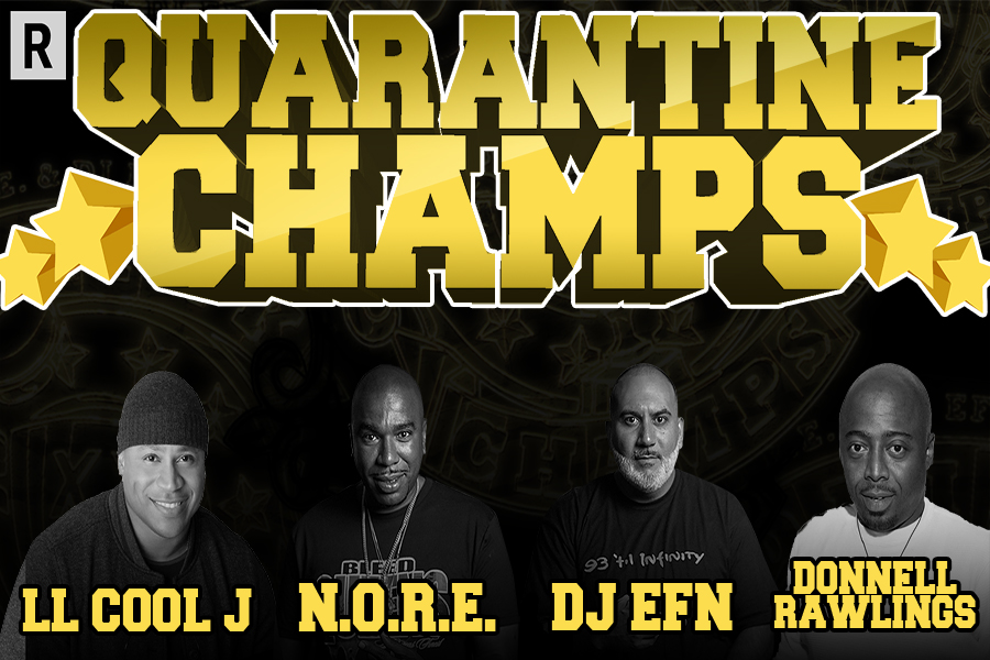 LL Cool J on Drink Champs