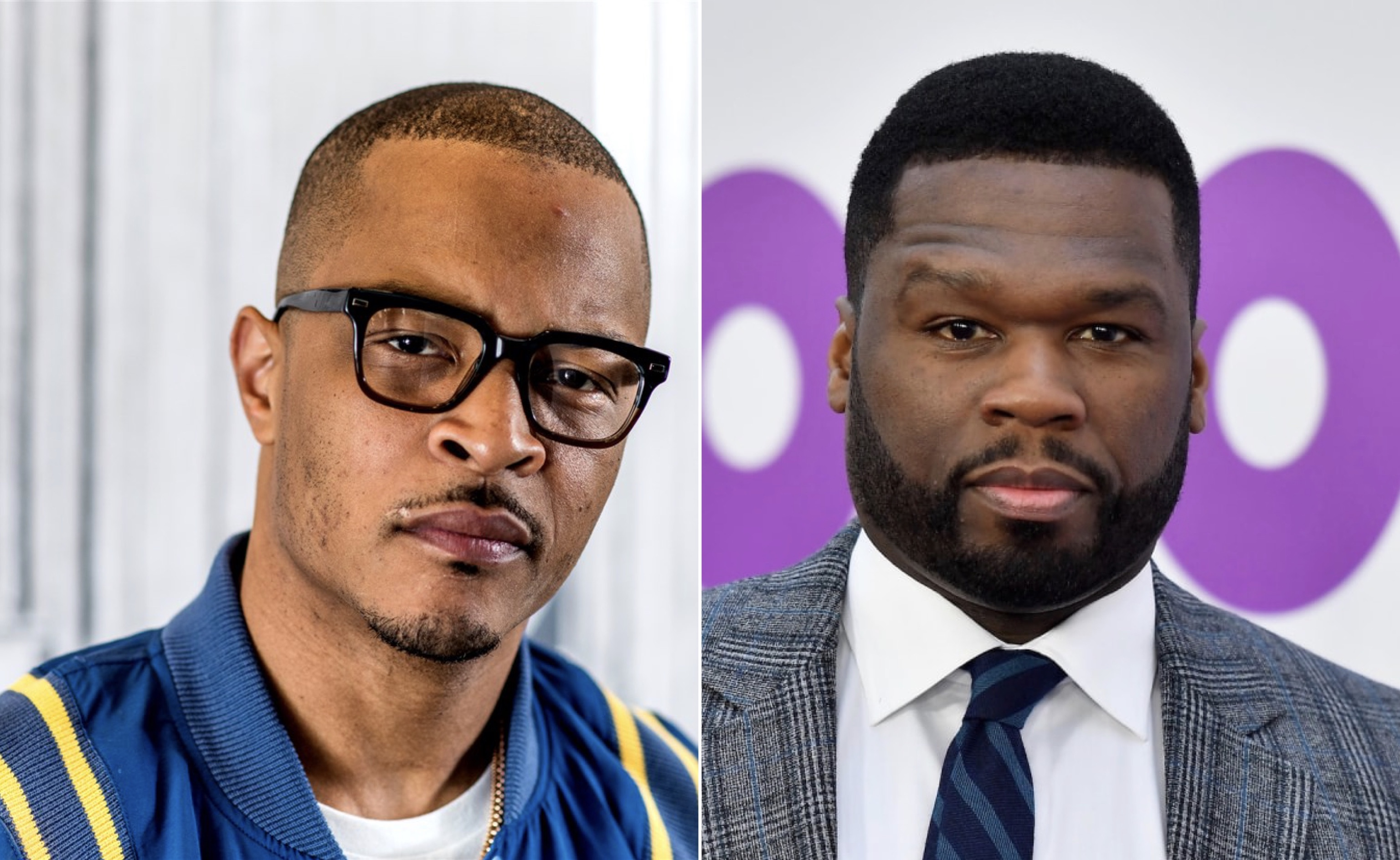 T.I. and 50 Cent