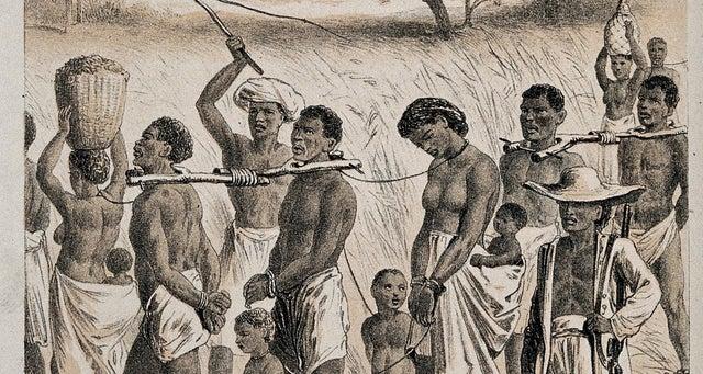 Slaves artwork