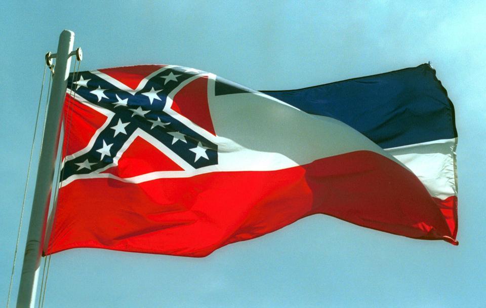 Mississippi state flag