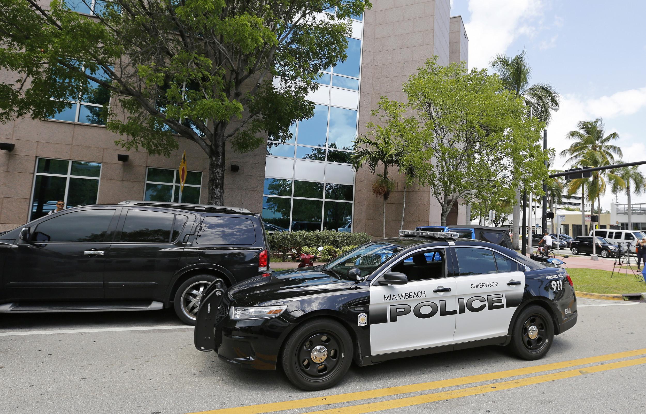 Miami Gardens police