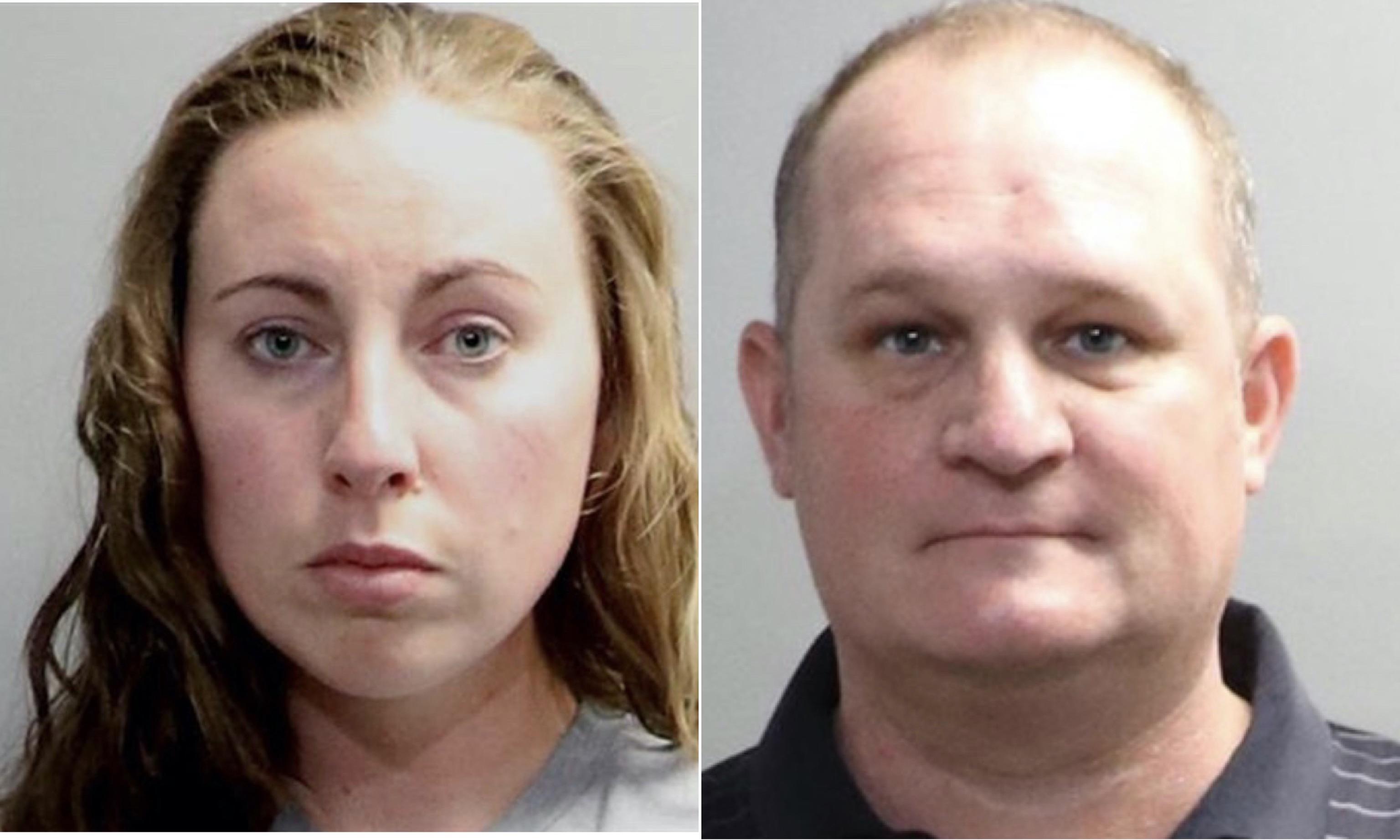 Michigan white couple