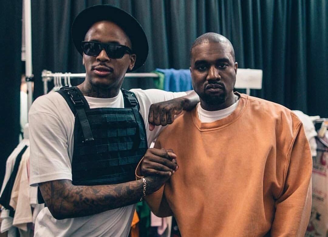 YG and Kanye West