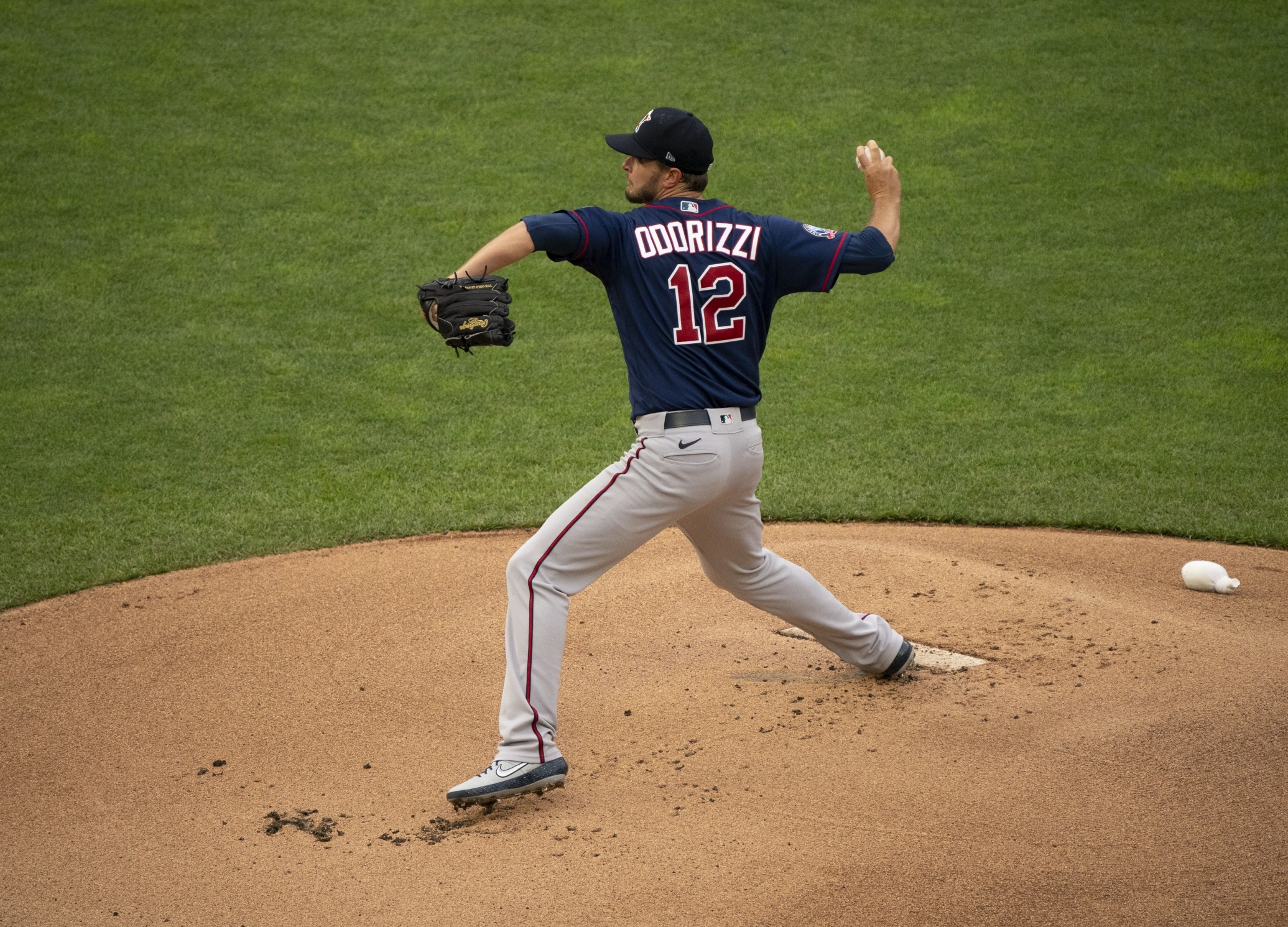 Odorizzi could start vs. Cleveland; Buxton hopes to start home opener