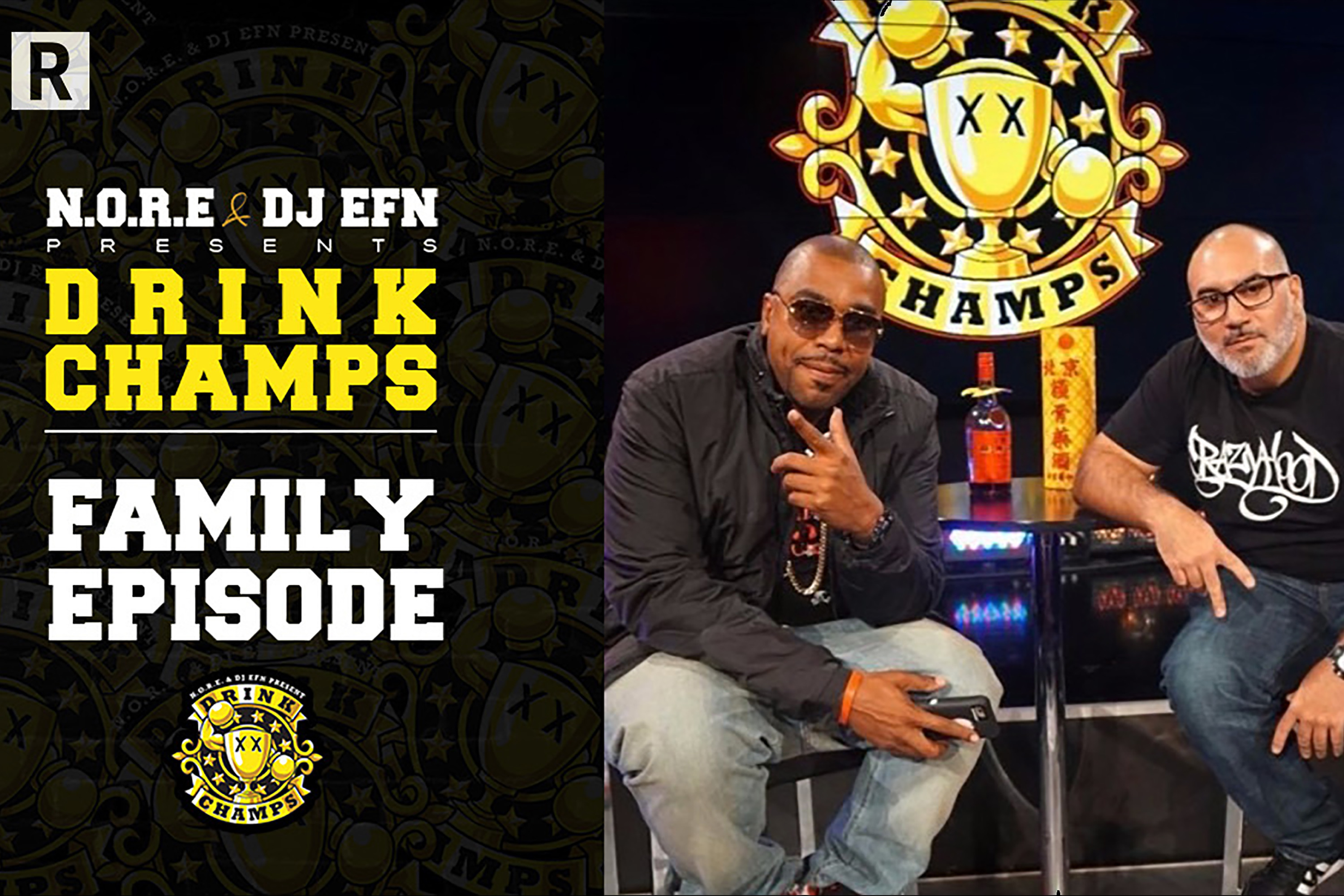 Drink Champs - Family Episode