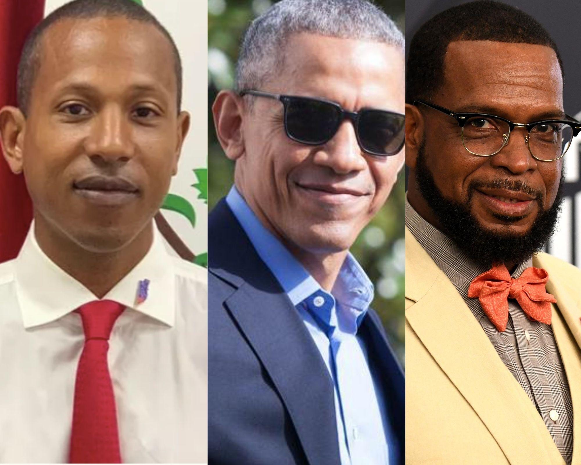 Shyne, Barack Obama, Uncle Luke