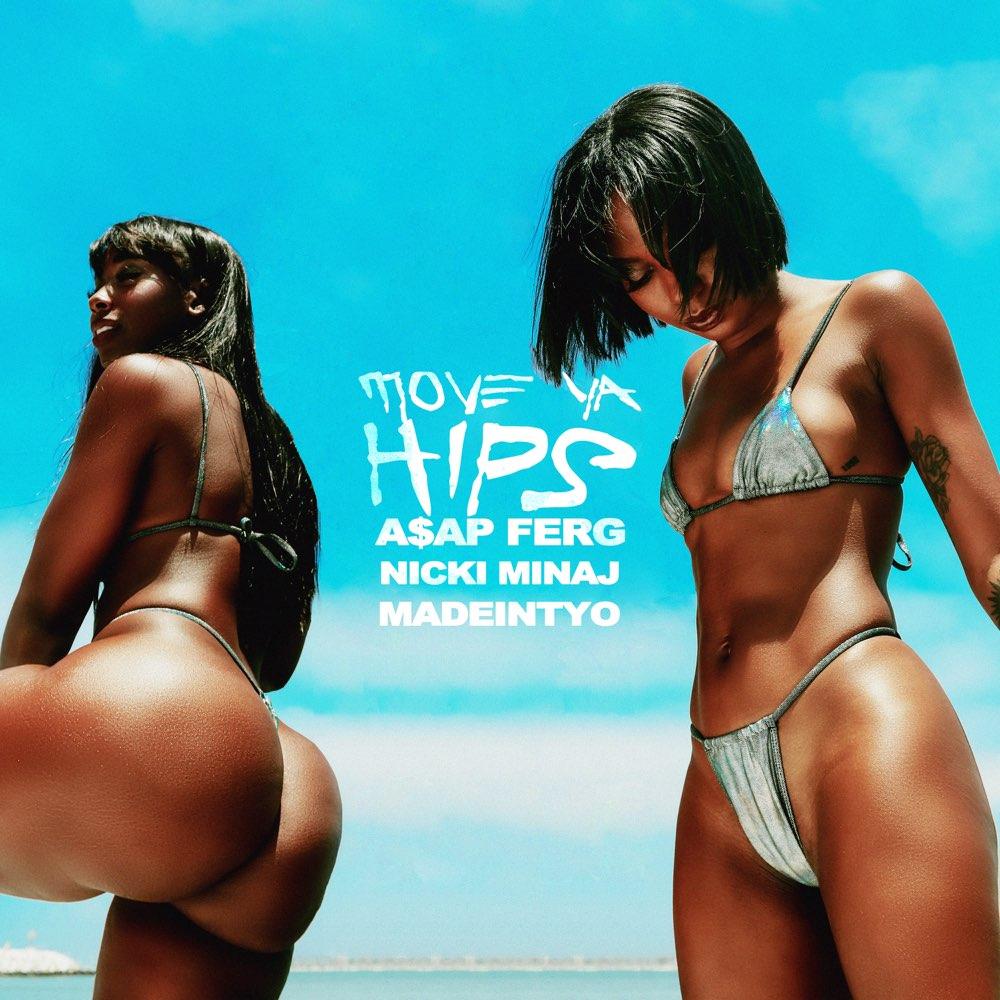 Move Ya Hips cover art