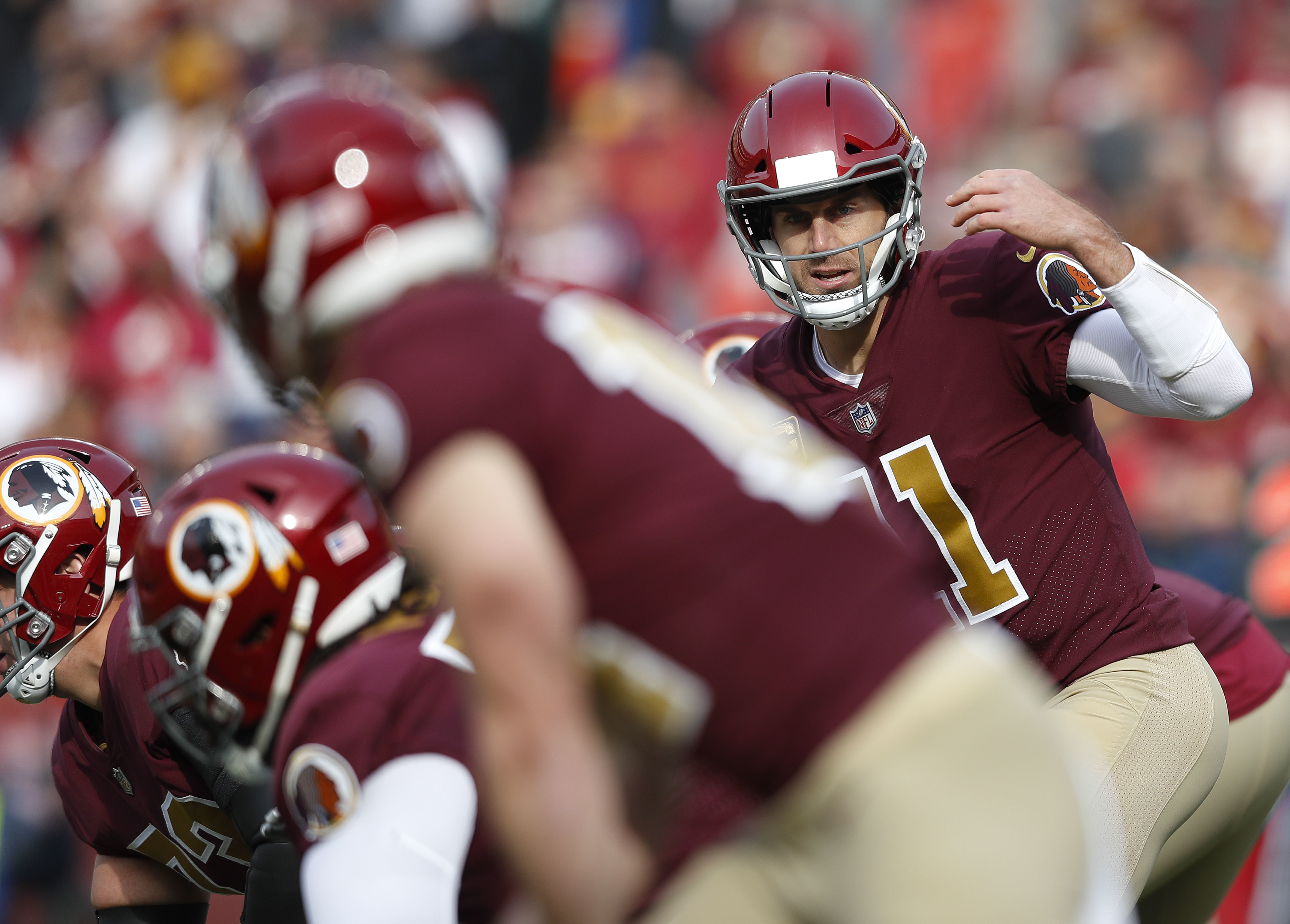 Alex Smith Cleared to Resume Full Football Activities