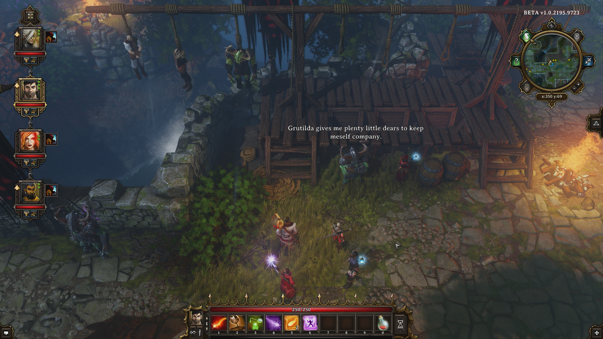 Divinity: Original Sin review: next to godliness