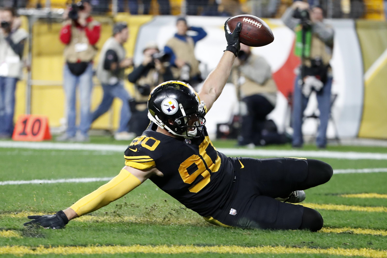 Steelers linebacker T.J. Watt
