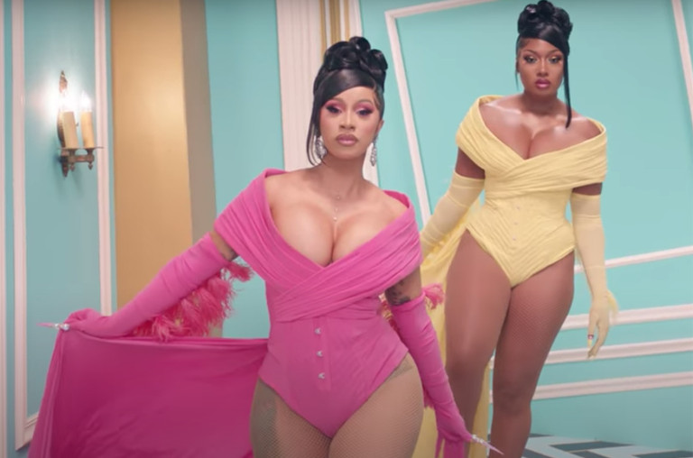 Cardi B & Megan Thee Stallion