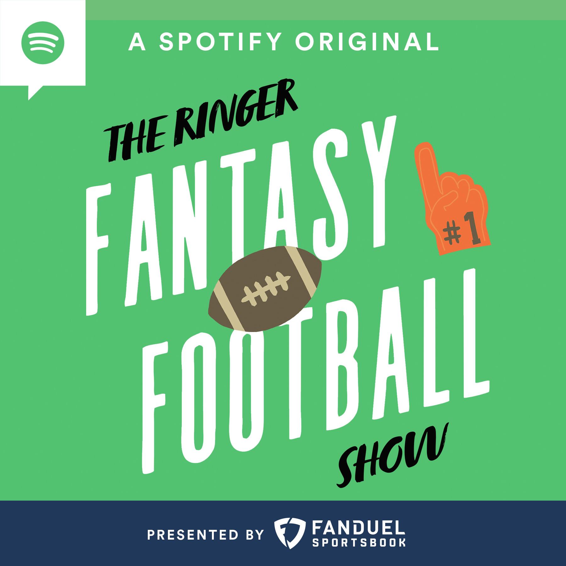 fantasy podcast logo