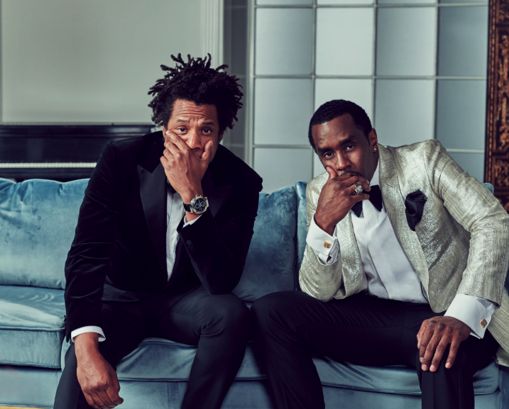 JAY-Z and Diddy