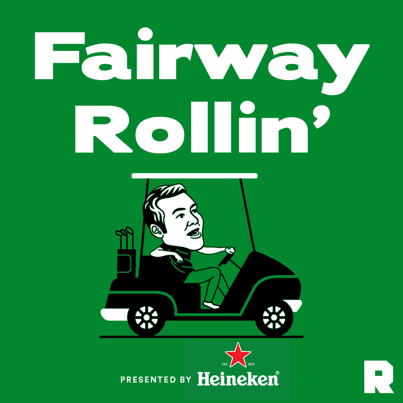Fairway Rollin podcast logo