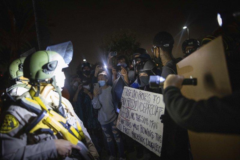Dijon Kizzee protest