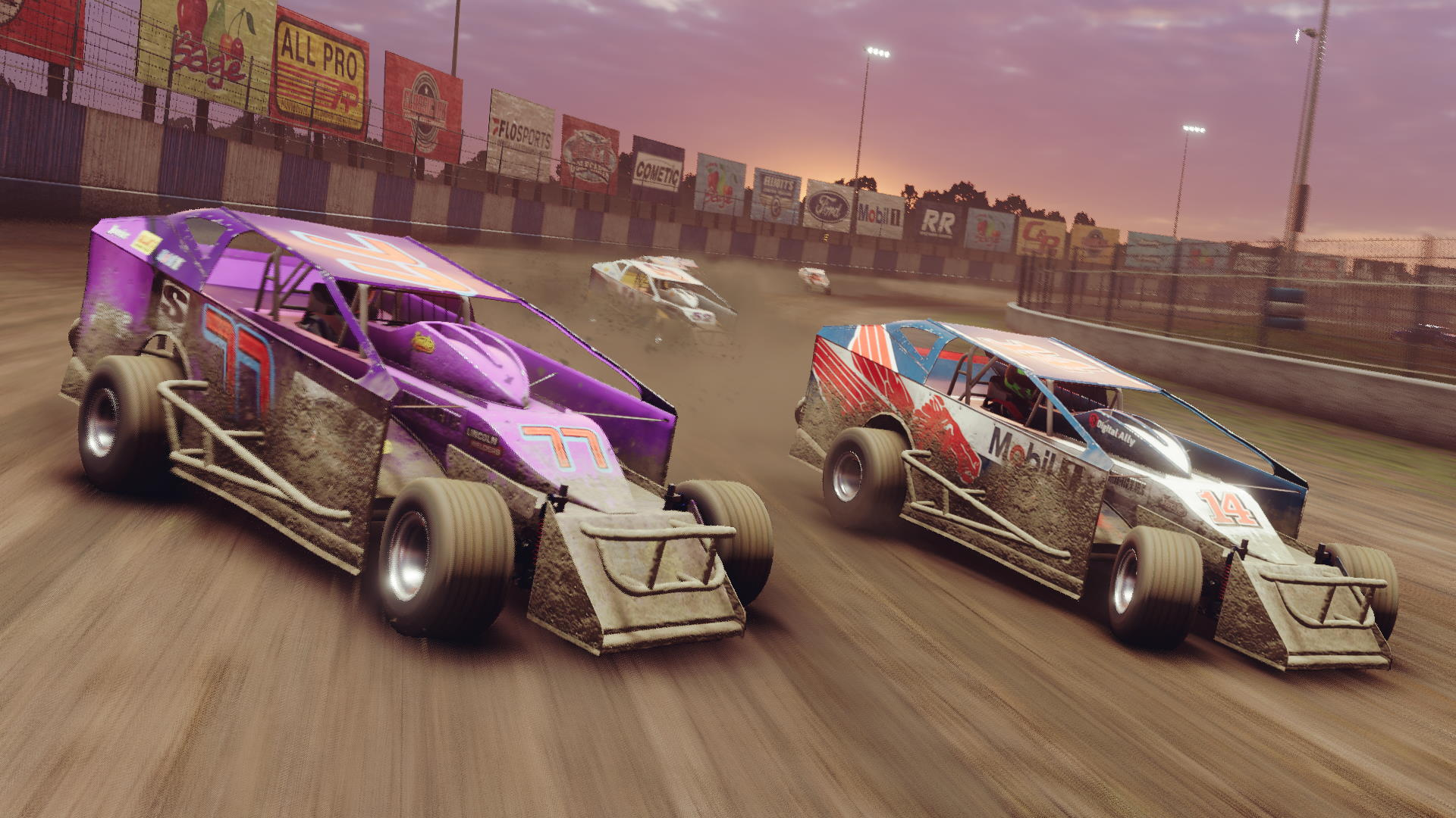 Dirt Racing Game Roars Back Onto Consoles With More Cars Polygon