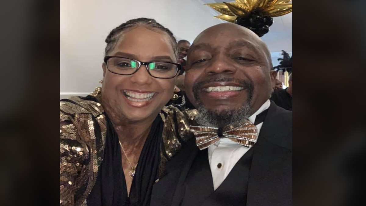 Eddie and Candance Hall