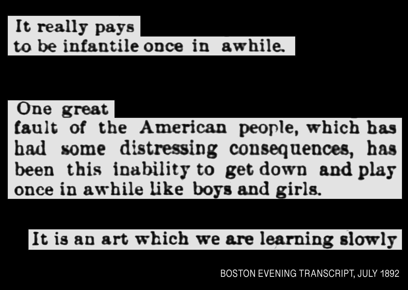 Boston Evening Transcript