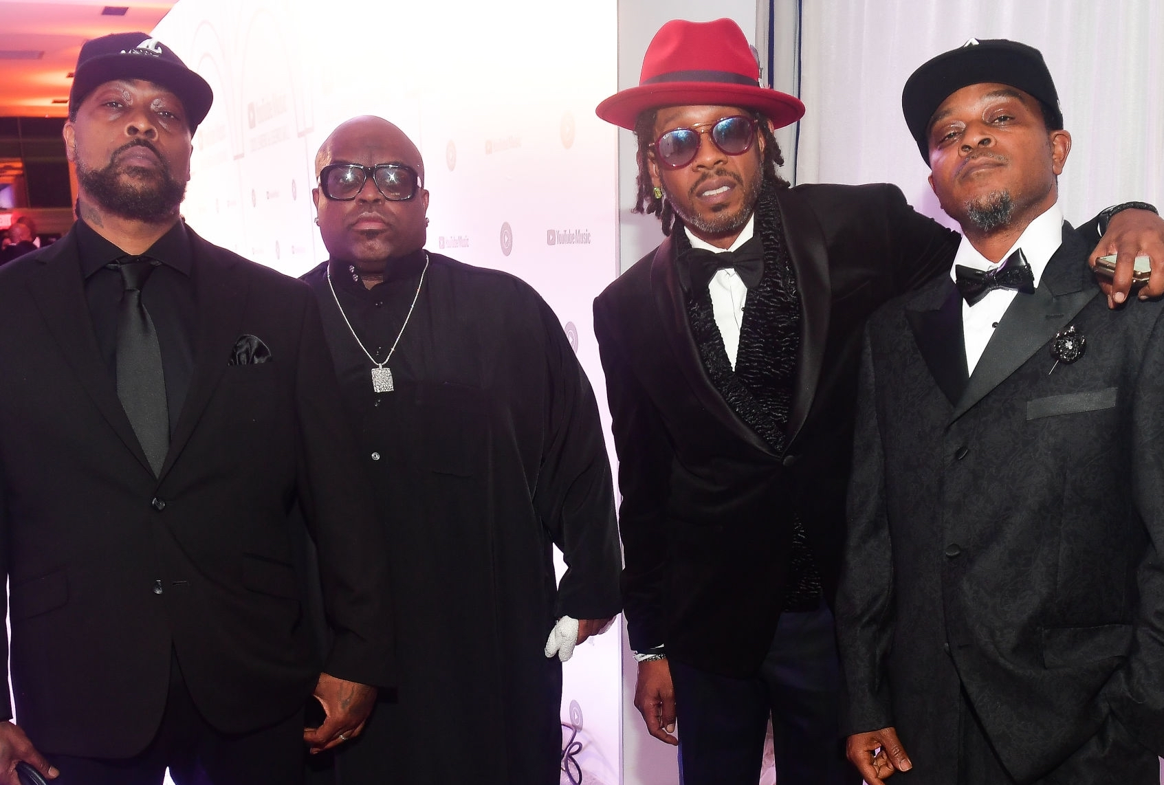 Goodie Mob and Chuck D
