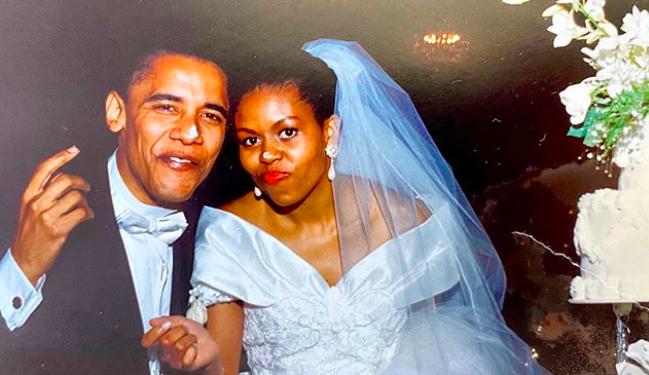 Barack/Michelle Obama