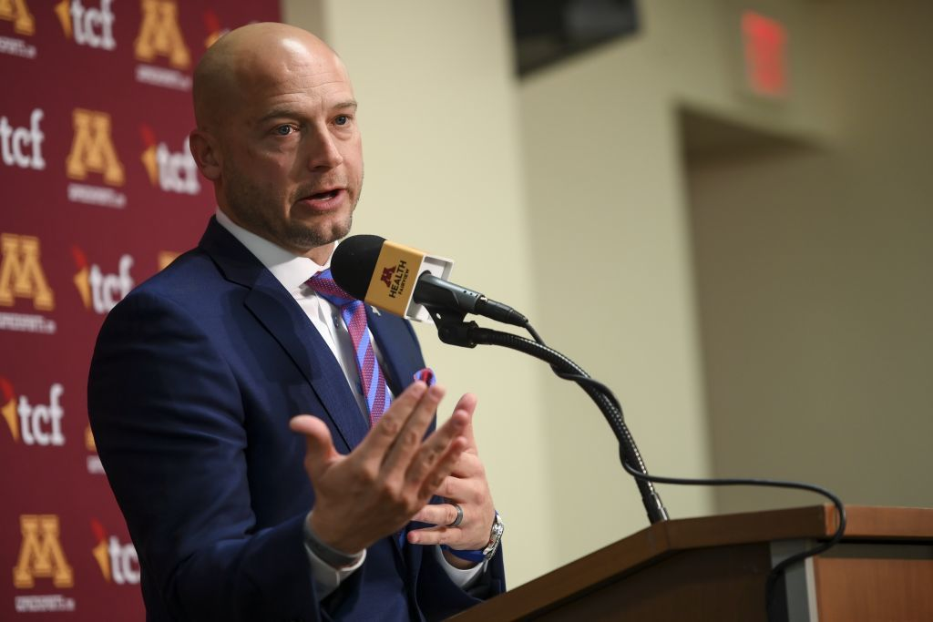 Fleck gets $33.25 million payday; Gophers get protection with huge first year buyout