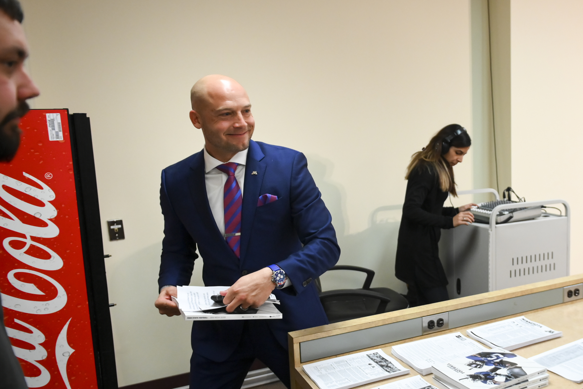Inside Fleck's new deal -- salary structure, buyouts, etc.