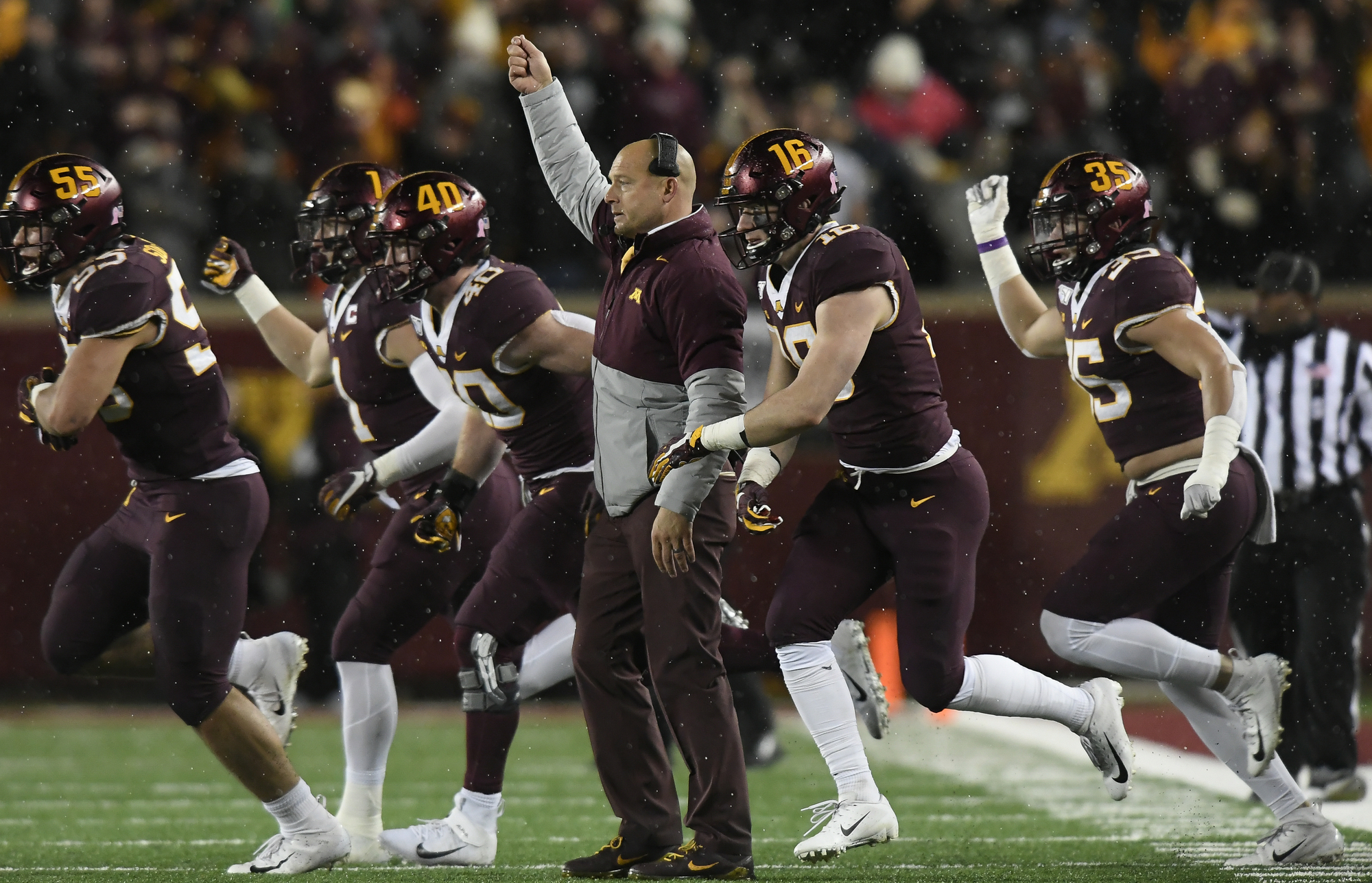Gophers special teams are still a work in progress