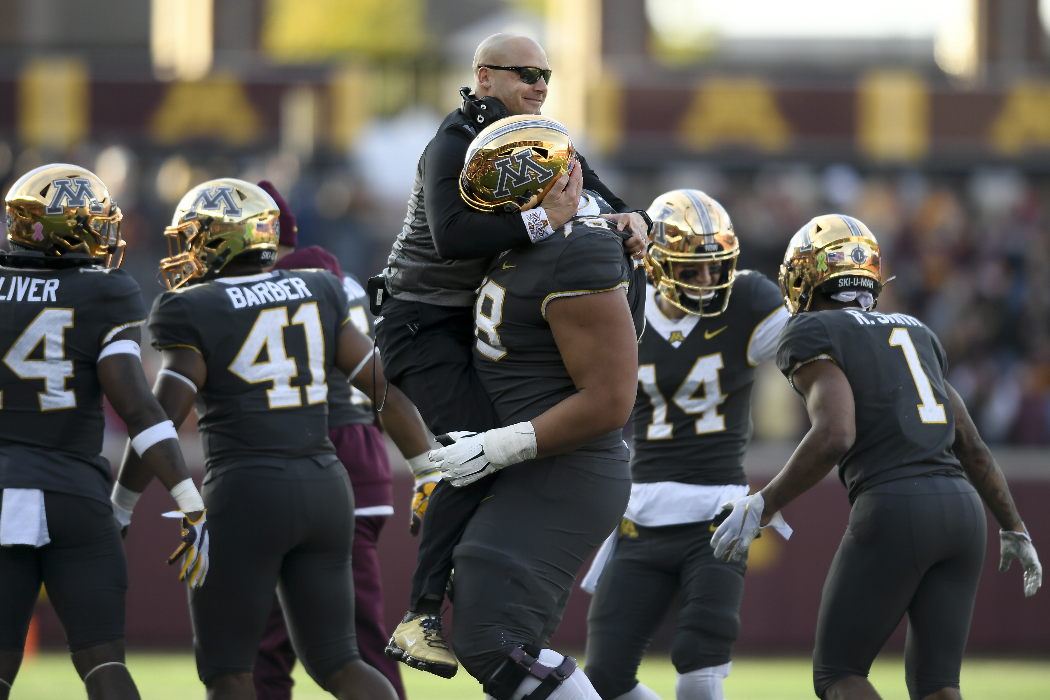 Souhan: Fleck and the Gophers take a huge leap in relationship