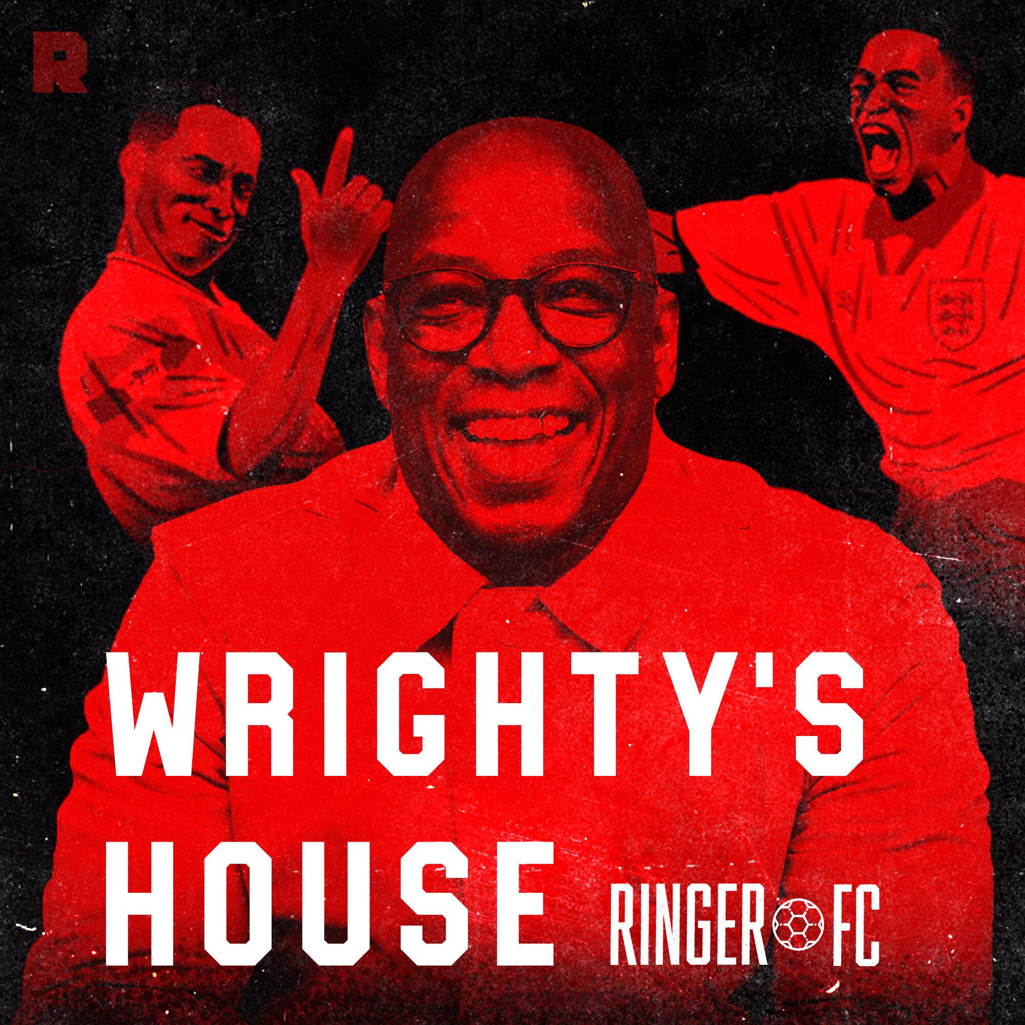 wrightys house播客徽标