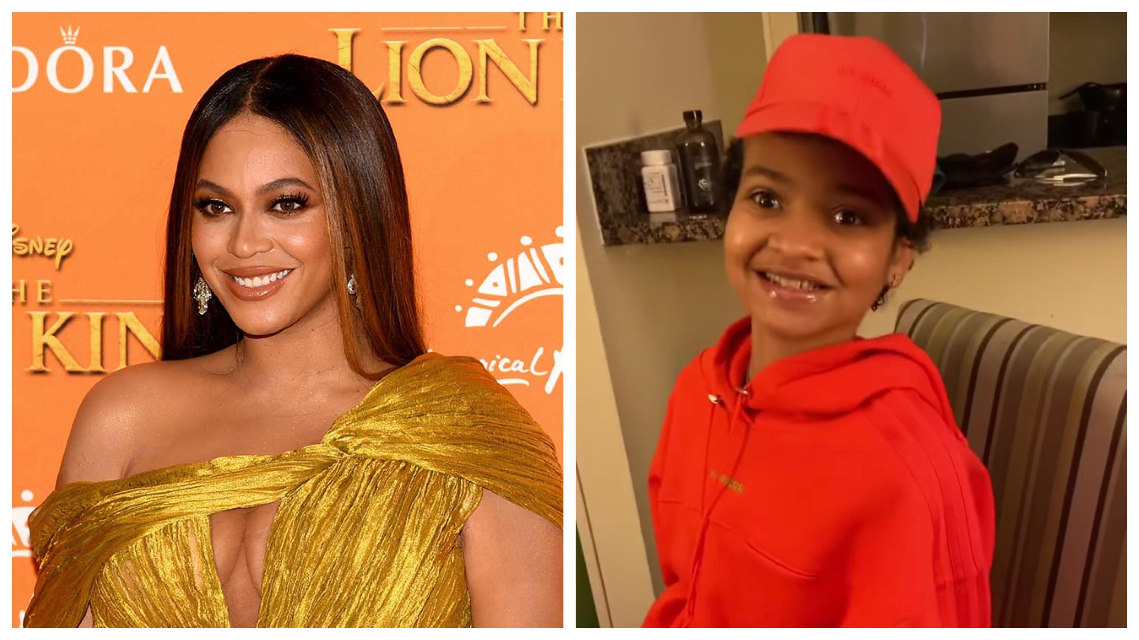 Beyoncé and Lyric Chanel