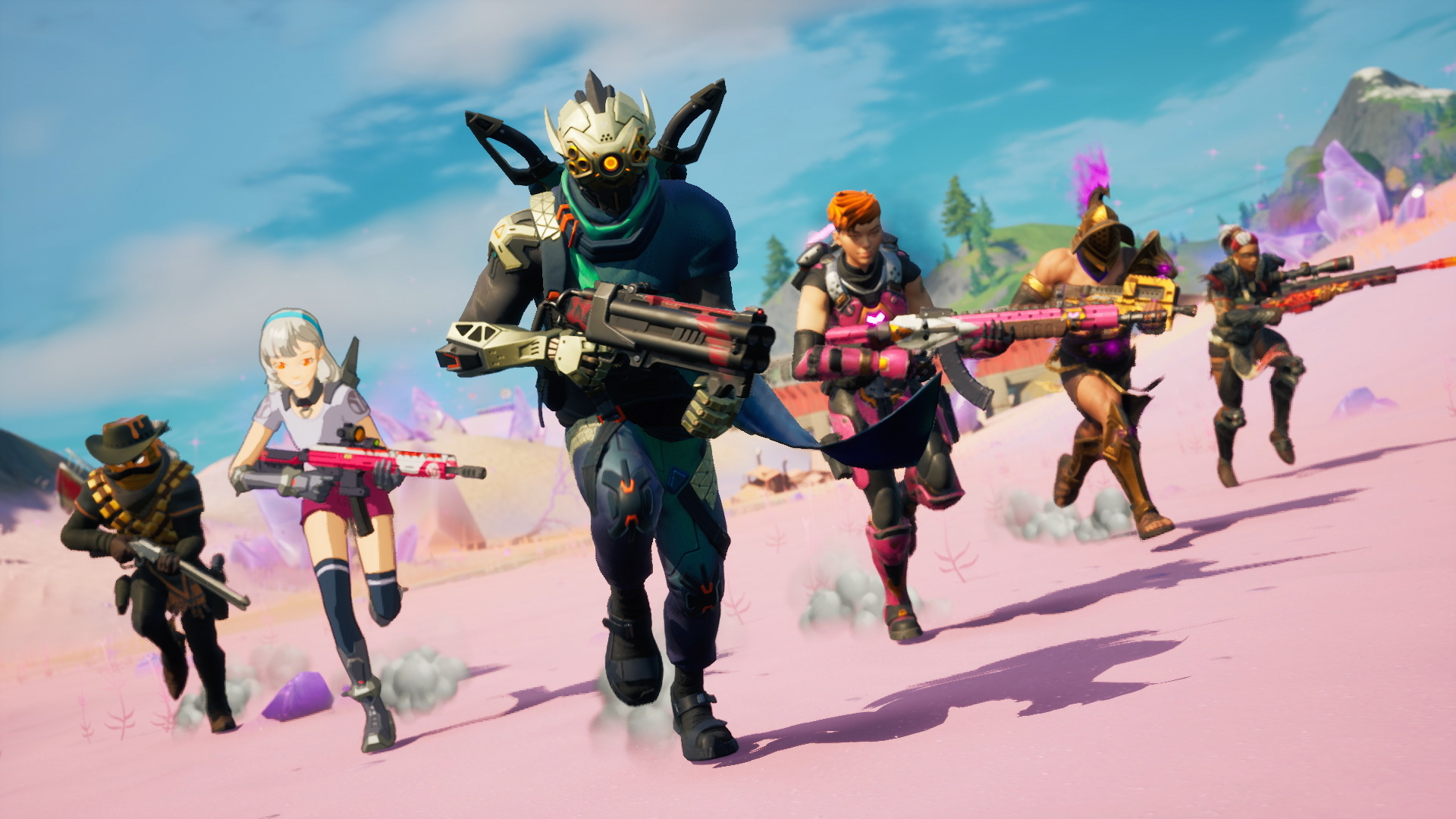 Fortnite Chapter 2: Season 5 adds Baby Yoda and the ...